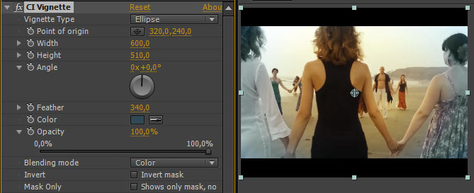 Vignette creative impatience for Adobe after effects templates torrent