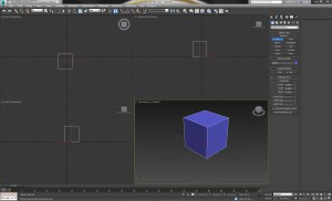 3D Studio Max uses colour in limited fashion to bring some elements together, but in general it is one big mess of icons with different sizes and poor design.