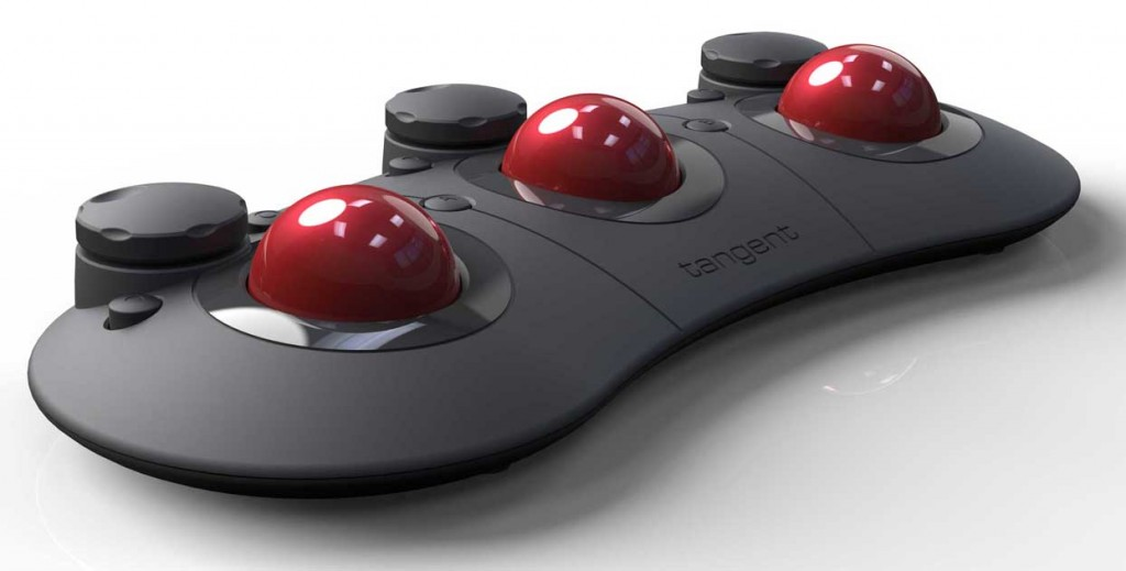 Tangent Ripple is the brand new inexpensive grading control surface that every editor should have on their desk.